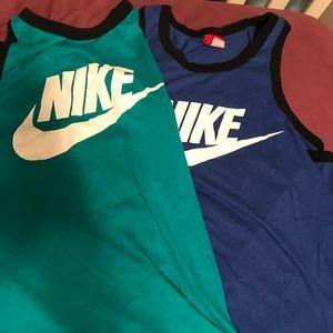 Nike tank tops bundle of 2